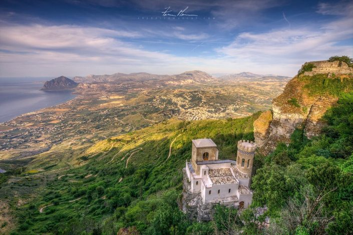 The View from Erice - SICILY