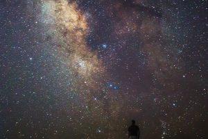 Milky Way over Dinlgi II