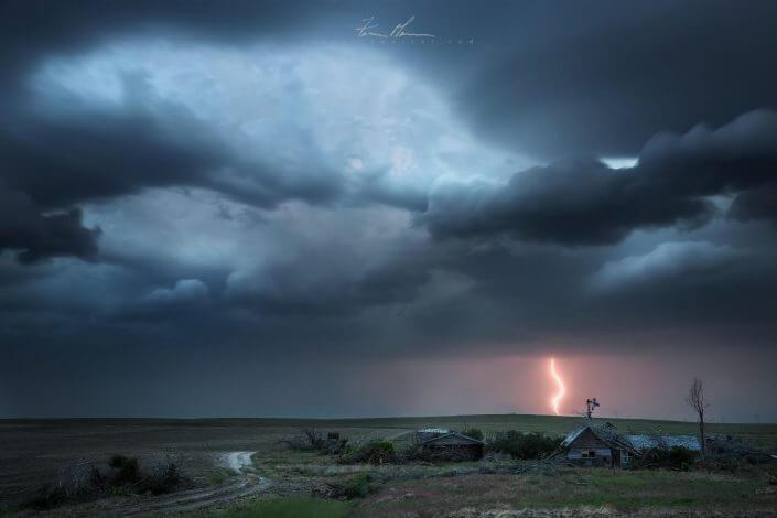 Storm Approaching II